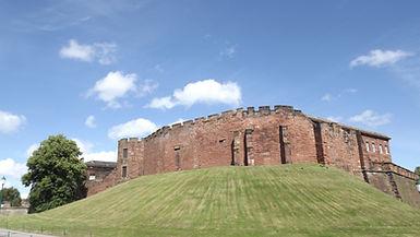 замок в Честере, столице графства Чешир