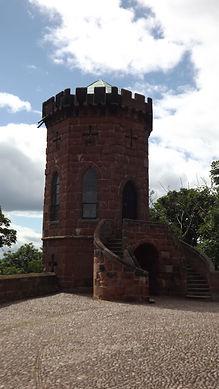 замок Шрусбери, Шропшир, Томас Телфорд