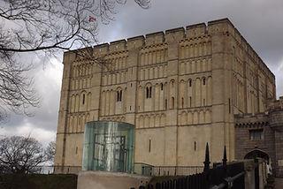 замки Вильгельма Завоевателя