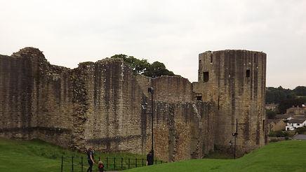 графство Дарем, норманнский замок