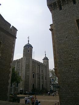 Тауэр, Лондон,  замки Вильгема Завоевателя