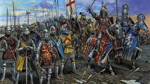 Средневековье. Средние века, рыцари