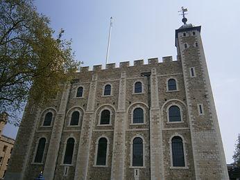 Лондонский Тауэр, замки Вильгельма Завоевателся