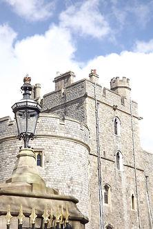британские королевские замки