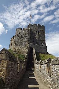 норманнская башня, донжон