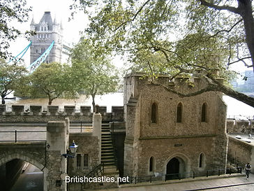 Cradle Tower, Лондонский Тауэр
