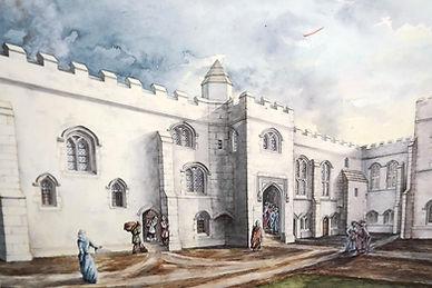 Дворец Ричарда второго