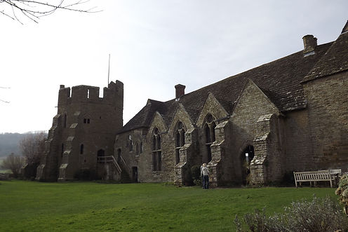 укрепленная усадьба, графство Шропшир