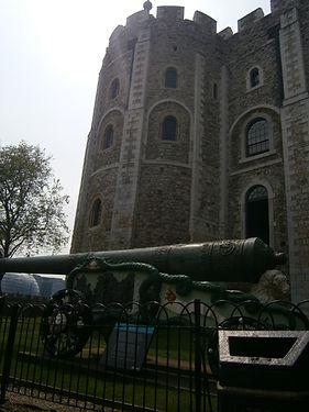 Тауэр, Лондон, замки Вильгельма Завоевателя