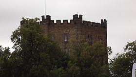 Дарем, восстановленные средневековые замки