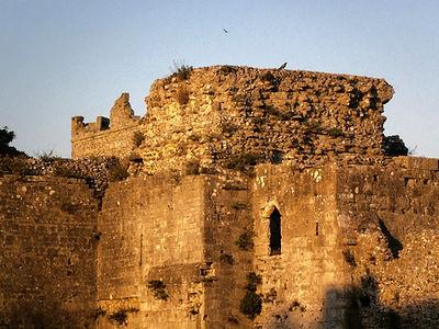 Римский порт, а позднее норманнский замок Портчестер
