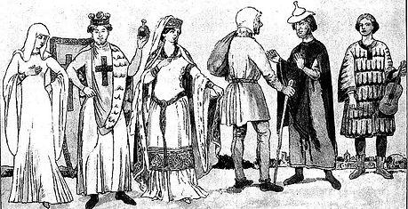 Ранее Средневековье в Британии