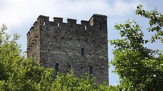 Норманнский замок