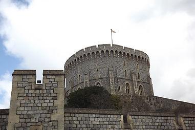 Британские королевские замки, мотт-и- бейли