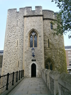 башни лондонского Тауэра
