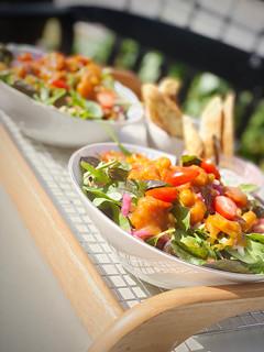 Mango Marineret Tigerreje Salat