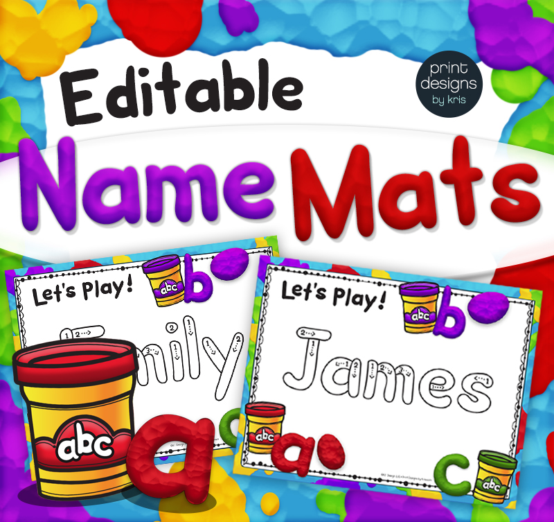 playdoh-clay-mats-play-mats-name-playdoh