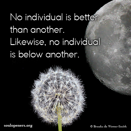 No individual is better.