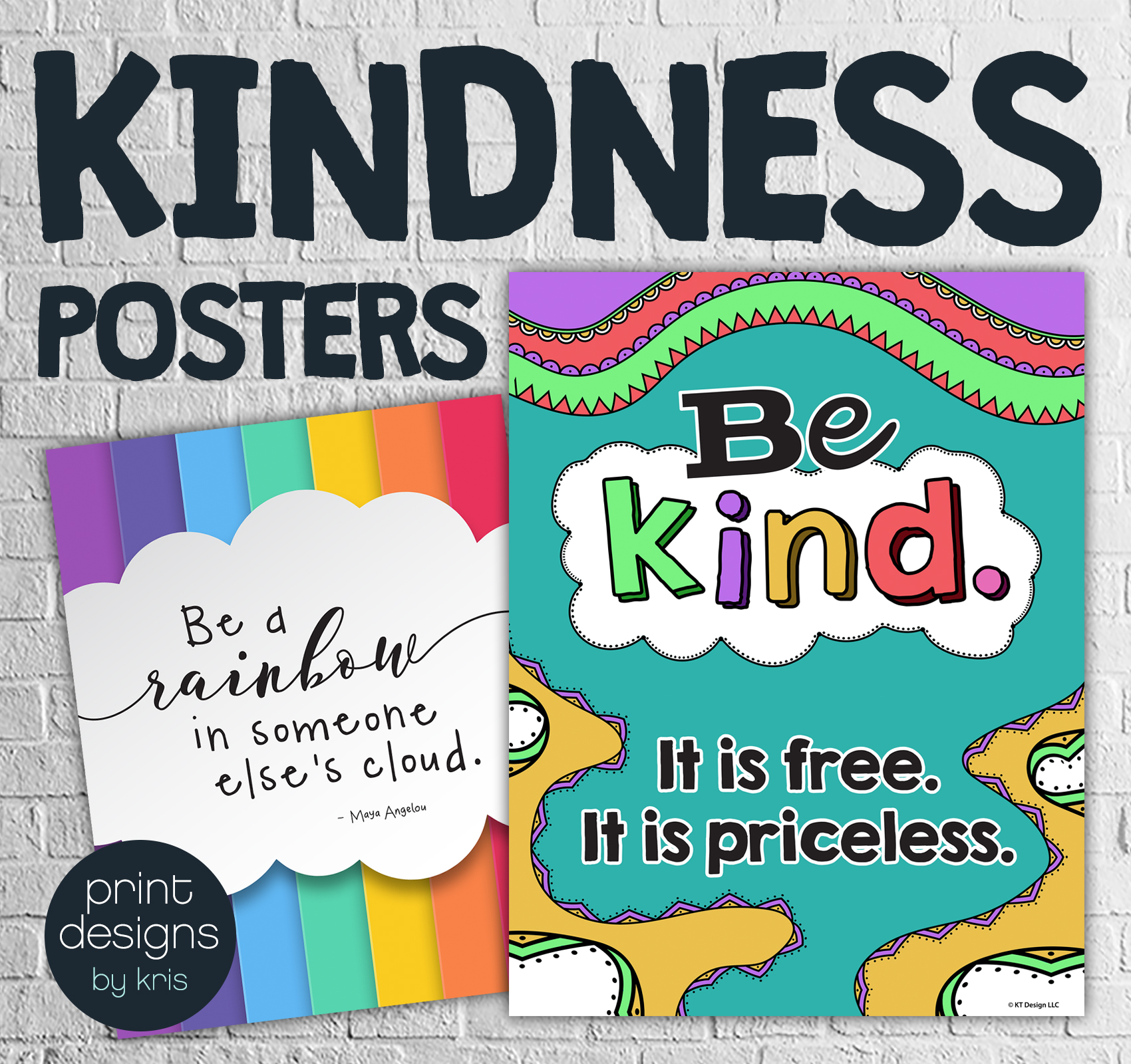kindness-posters-print-designs-by-kris-m