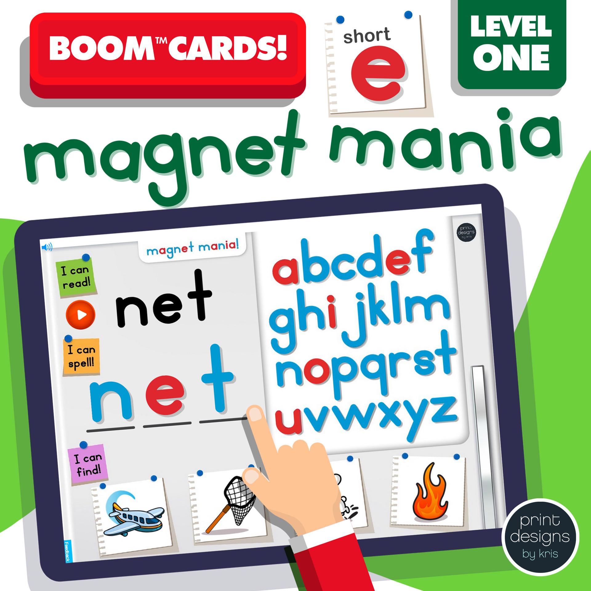 Magnet Mania - Short e