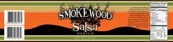 Salsa Packaging Label