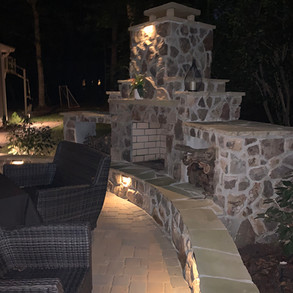 Outdoor Kitchens, Pools & Fireplaces
