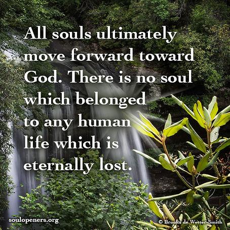 No souls lost.