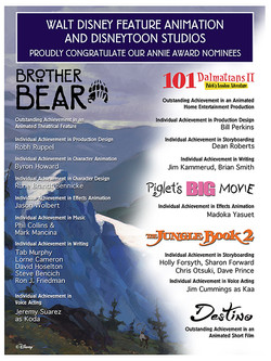 Awards Flyer
