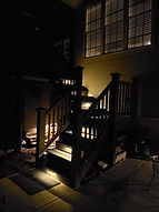 outdoor-stairway-lighting-prominent-nigh