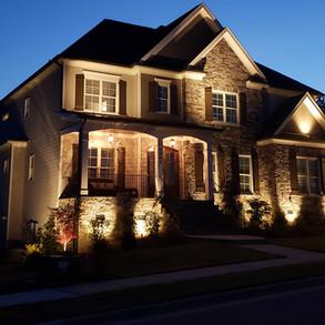 House Uplighting