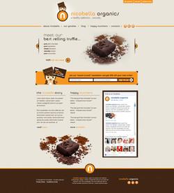 Chocolates Website