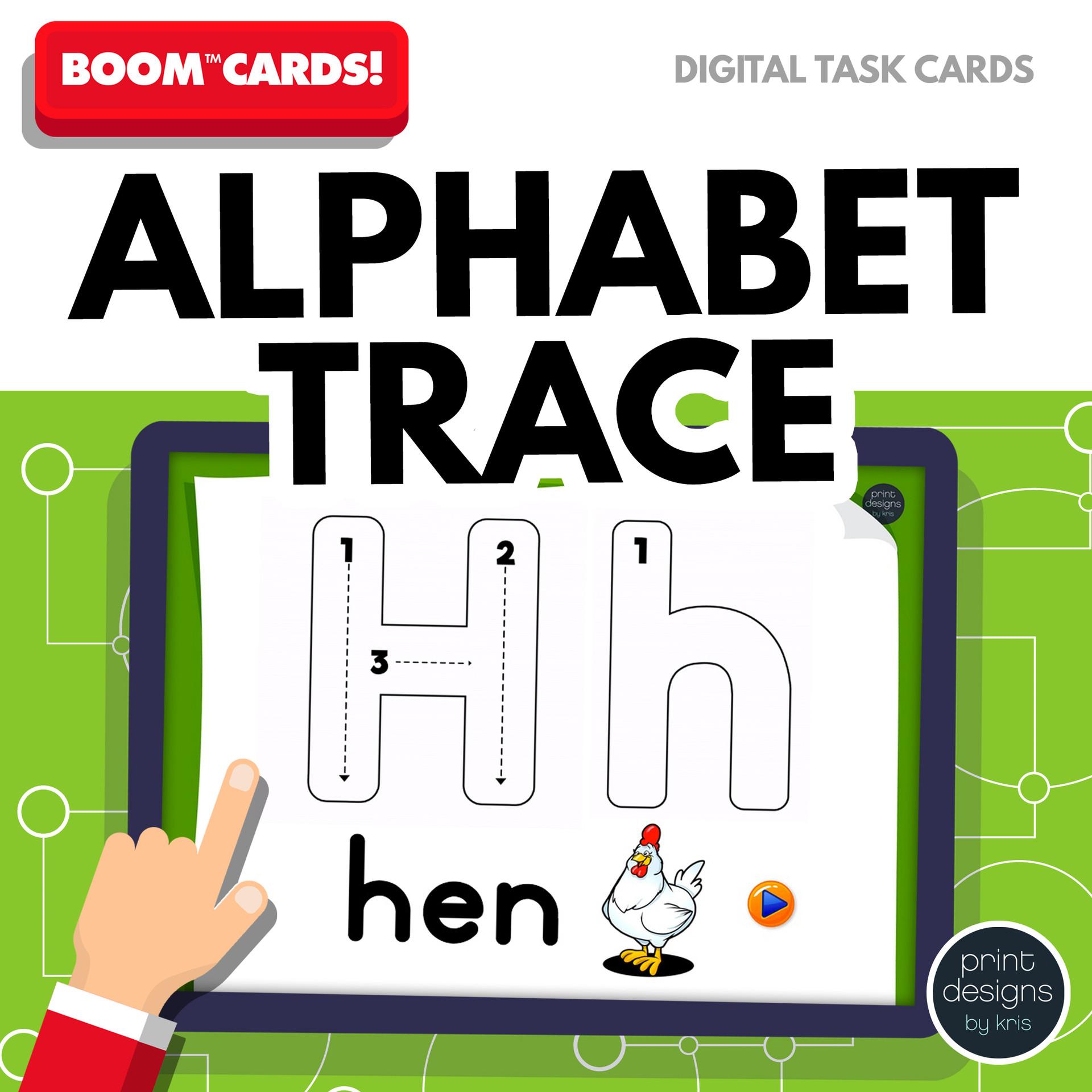 Alphabet Trace