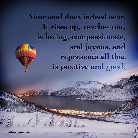 Soul does indeed soar.