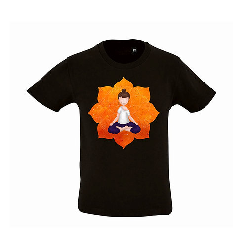 T-shirt enfant Yoga