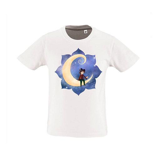 Tshirt  6ans Blanc