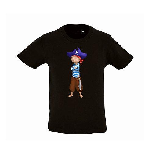 T-shirt enfant Pirate