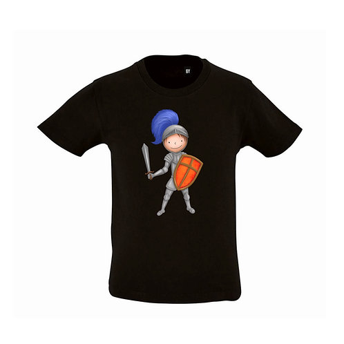 T-shirt enfant Chevalier