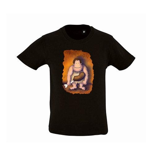 T-shirt enfant Cromignon