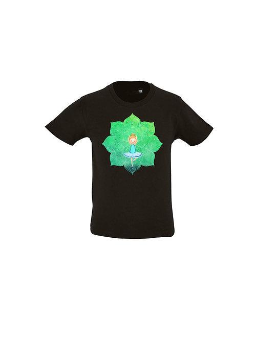 T-shirt enfant Danseuse