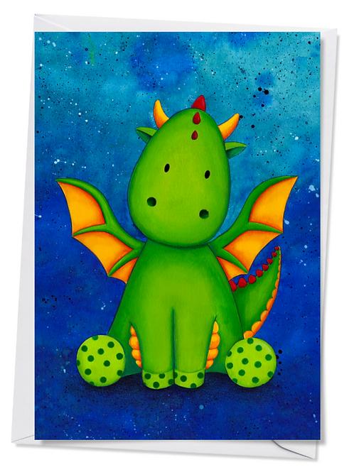 Carte Petit Dragon
