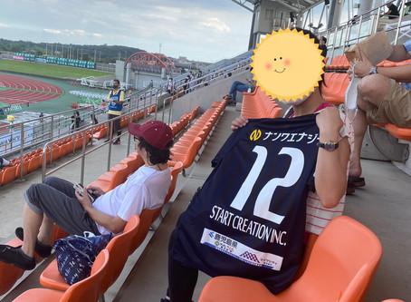 J3リーグ第8節「鹿児島ユナイテッドFC」VS「SC相模原」今年初のスタンド応援。#304