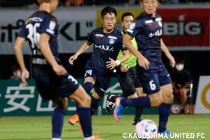 J3リーグ第16節鹿児島ユナイテッドFC VS Y.S.C.C.横浜「サッカーは7秒あれば点がとてる(柳 想鐵)」#350