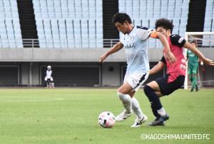 J3リーグ第6節(鹿児島ユナイテッドFCvsC大阪U23)「香車サイドバックとベテラン様々」#296