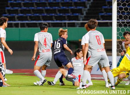 J3リーグ第4節(鹿児島ユナイテッドFCvsガイナーレ鳥取)ハプニングだらけの痛い一敗。