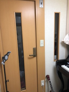 ピアノスタジオレンタル受付中(川崎市溝の口、菅生両校)#253