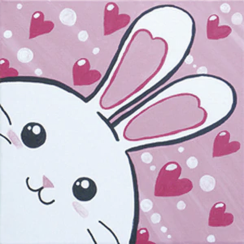 """🐇🐇Easter pop-up Kid's """"Hunny Bunny"""""""