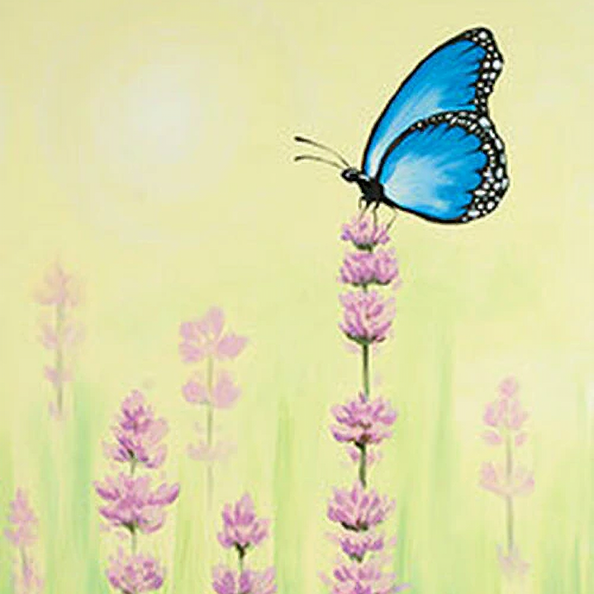 """Mother's Day Brunch & Canvas """"Peaceful Morning"""""""