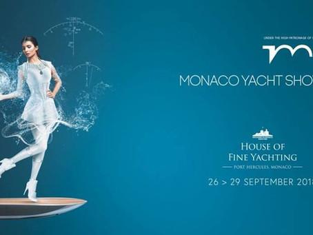 Monaco Yacht Show 2018!