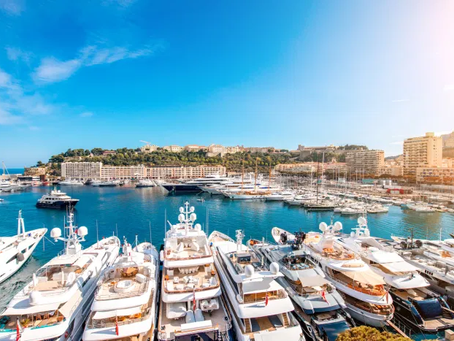 French Riviera Yacht Charter Holiday Option