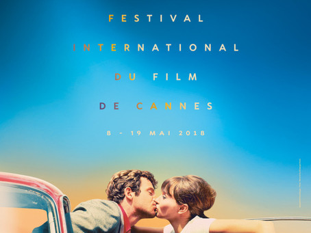 Cannes Film Festival 2018 Iconic Poster